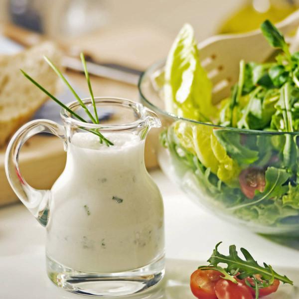 Salat Dressing -Joghurt-